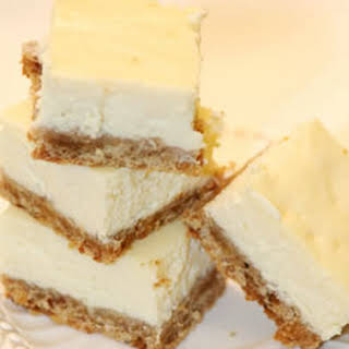 Cheesecake Bars.