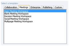 sharepoint 2013 meeting workspace template.html