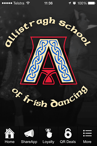 Allistragh Irish Dancing
