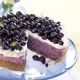 Blueberry Cream Cheese Graham Cracker Dessert Recipes.