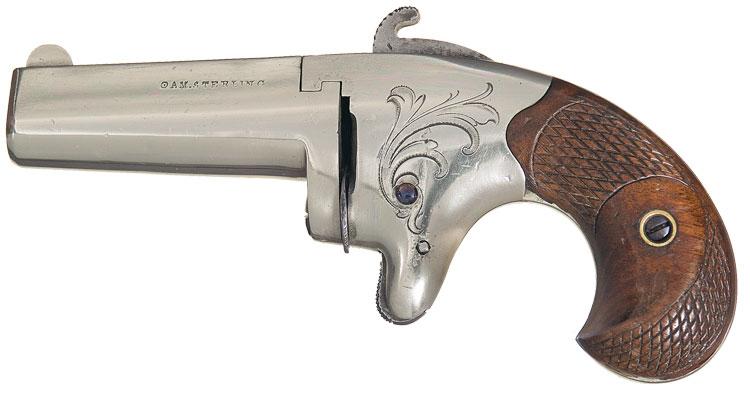 Пистолет в муфте