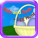 Hide-and-Seek Egg Hunt icon
