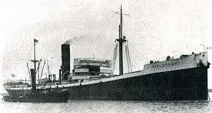 On 17th May 1924 the KIELDRECHT was launched as ANBOTO MENDI. Photo from the book DUTCH MERCHANT NAVY. 1930-1939. I.jpg