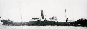 SS PORT DENISON. Photo Ambrose Greenway Collection. Del libro PORT LINE.jpg