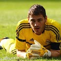 Iker Casillas Wallpapers logo