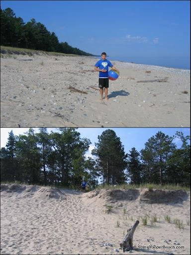 Some Yooper Beach