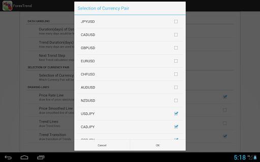 【免費財經App】ForexTrend-APP點子