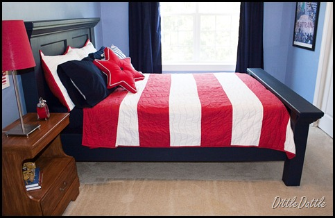 Full size PB Inspired Bed