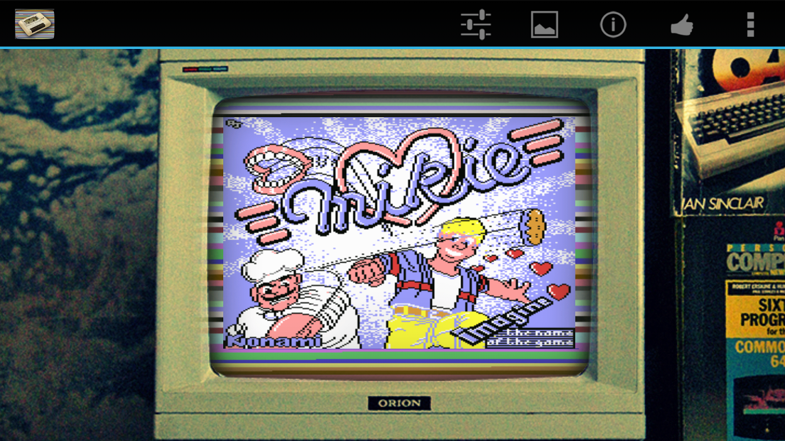 C64 Load-O-Matic - screenshot