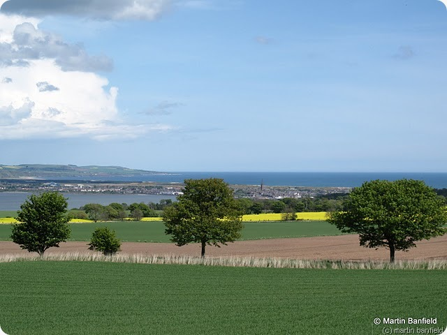 montrose basin in sight