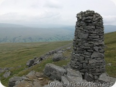 cairn on crag hill