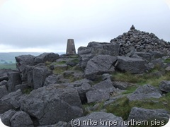 gt whernside summit cairn