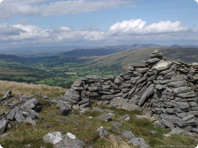 dentdale from the shelter