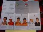 Daftar calo bupati Tabanan dalam Pilkada Tabanan