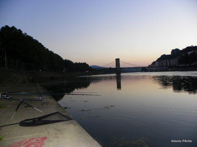 Saône, pont Masaryk photo #81