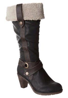 finest selection c5ae5 ded38 Rieker ANNA - Stiefel - schwarz:Schuhe green