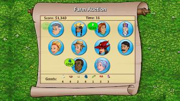 Screenshot of Fantastic Farm: Maggie's Story