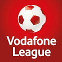 Vodafone League logo