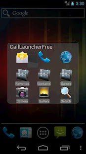 App CallLauncherFree APK for Kindle