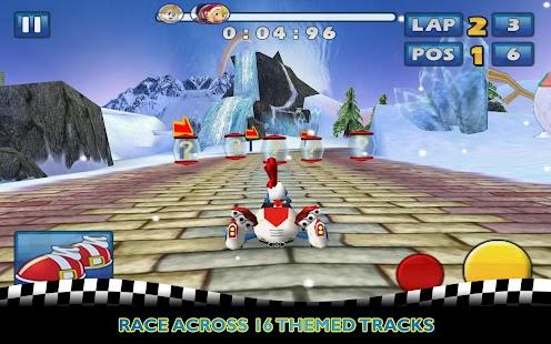 Sonic & SEGA All-Stars Racing™ Screenshot