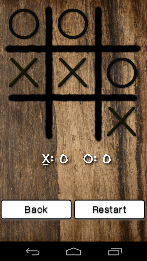 Tic Tac Toe - screenshot