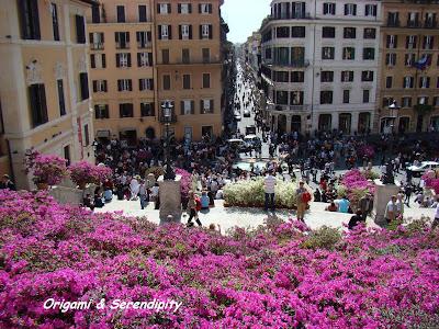 Postales de Roma, Italia, Elisa N, Blog de Viajes, Lifestyle, Travel, Piazza Spagna