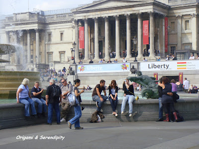 Trafalgar Square, Londres, London,  Elisa N, Blog de Viajes, Lifestyle, Travel