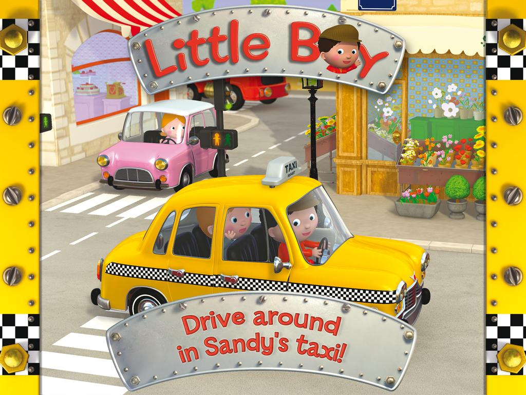 Sandy's taxi - Little Boy - screenshot