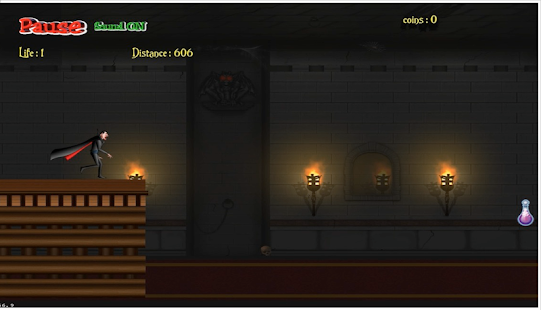 Dracula Castle Run - hd - screenshot thumbnail