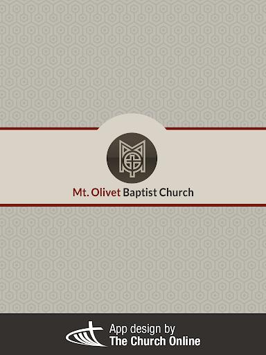 【免費生活App】Mount Olivet Baptist Church-APP點子