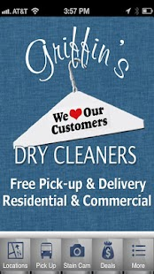 Griffin's Dry Cleaners- screenshot thumbnail