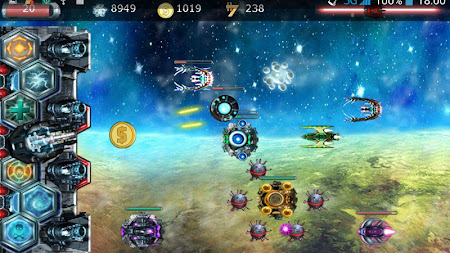Galaxy Defender: Battlestation 1.09 screenshot 25750