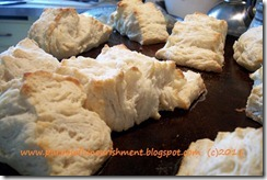killer biscuit fall over