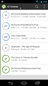 µTorrent®- Torrent Downloader screenshot 0