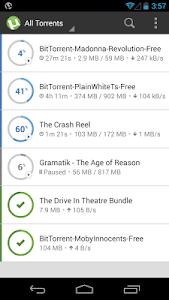 µTorrent®- Torrent Downloader Pro v3.20