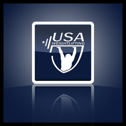 USA Weightlifting LOGO-APP點子
