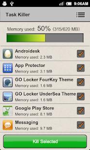 App Task Killer APK for Windows Phone