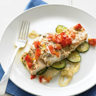 Emeril's Fish Provencal.