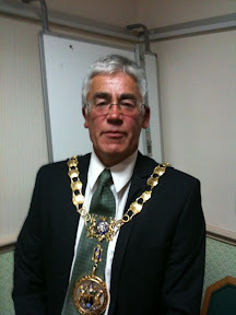 Warm welcome to new Mayor