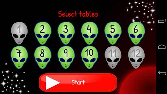 Times Tables Multiplication- screenshot thumbnail