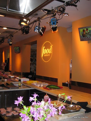 Food Network Kitchens - Photo by Taste As You Go