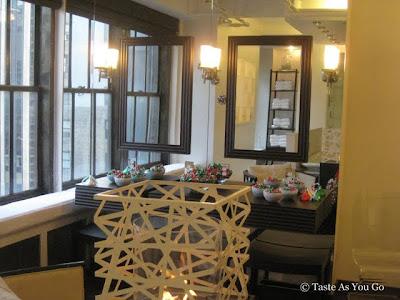 Bathroom at Robert Verdi's Luxe Laboratory in New York, NY   Taste As You Go