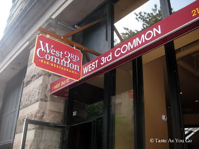 West 3rd Common Facade in New York, NY - Photo by Taste As You Go