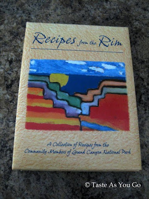 Recipes from the Rim Cookbook - Photo by Taste As You Go