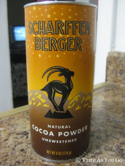 Scharffen Berger Unsweetened Natural Cocoa Powder | Taste As You Go