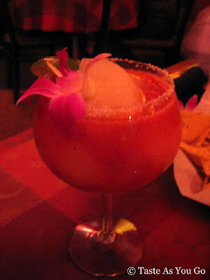 Margarita at Vivo in Austin, TX - Photo by Taste As You Go