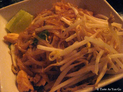 Pad Thai at Boyd Thai in New York, NY - Photo by Taste As You Go