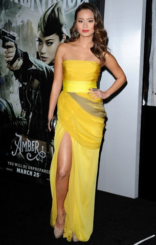 Jamie Chung Sucker Punch World Premiere