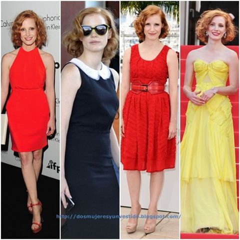 Jessica Chastain-Cannes11