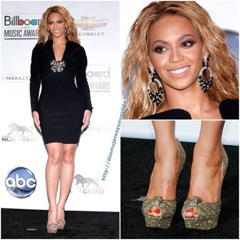 Beyonce-Knowles 2011 Billboard Music Awards
